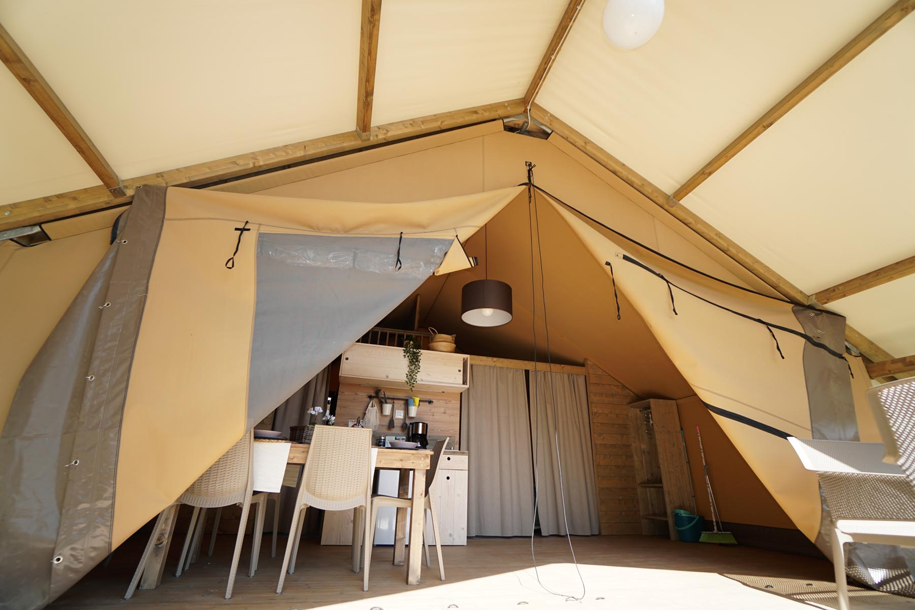 Glamping Tuscany - Lodge Safari