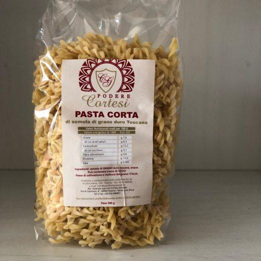 Podere Cortesi - Pasta Corta - Fusilli